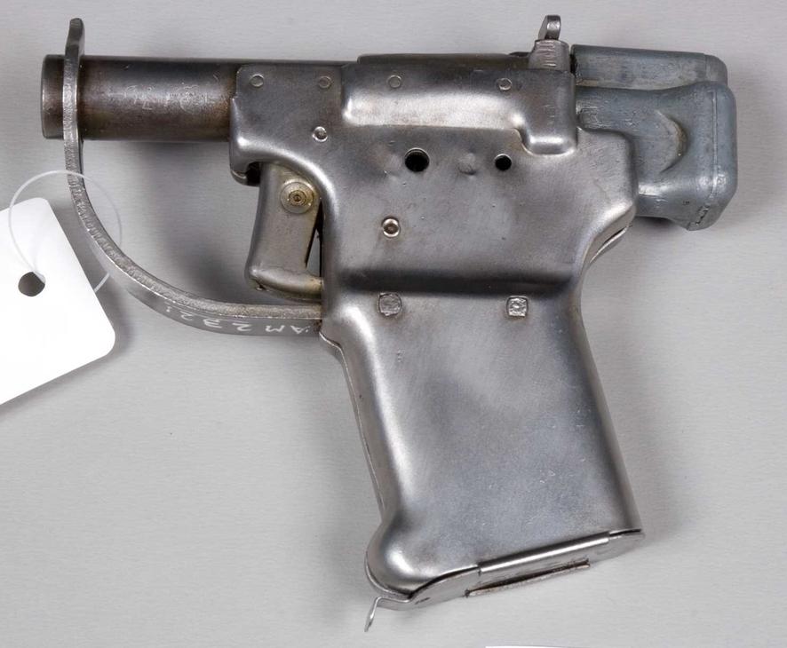 The Liberator - One shot .45 caliber
