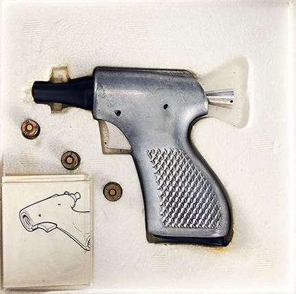 The Deer gun - 9 × 19 mm Parabellum