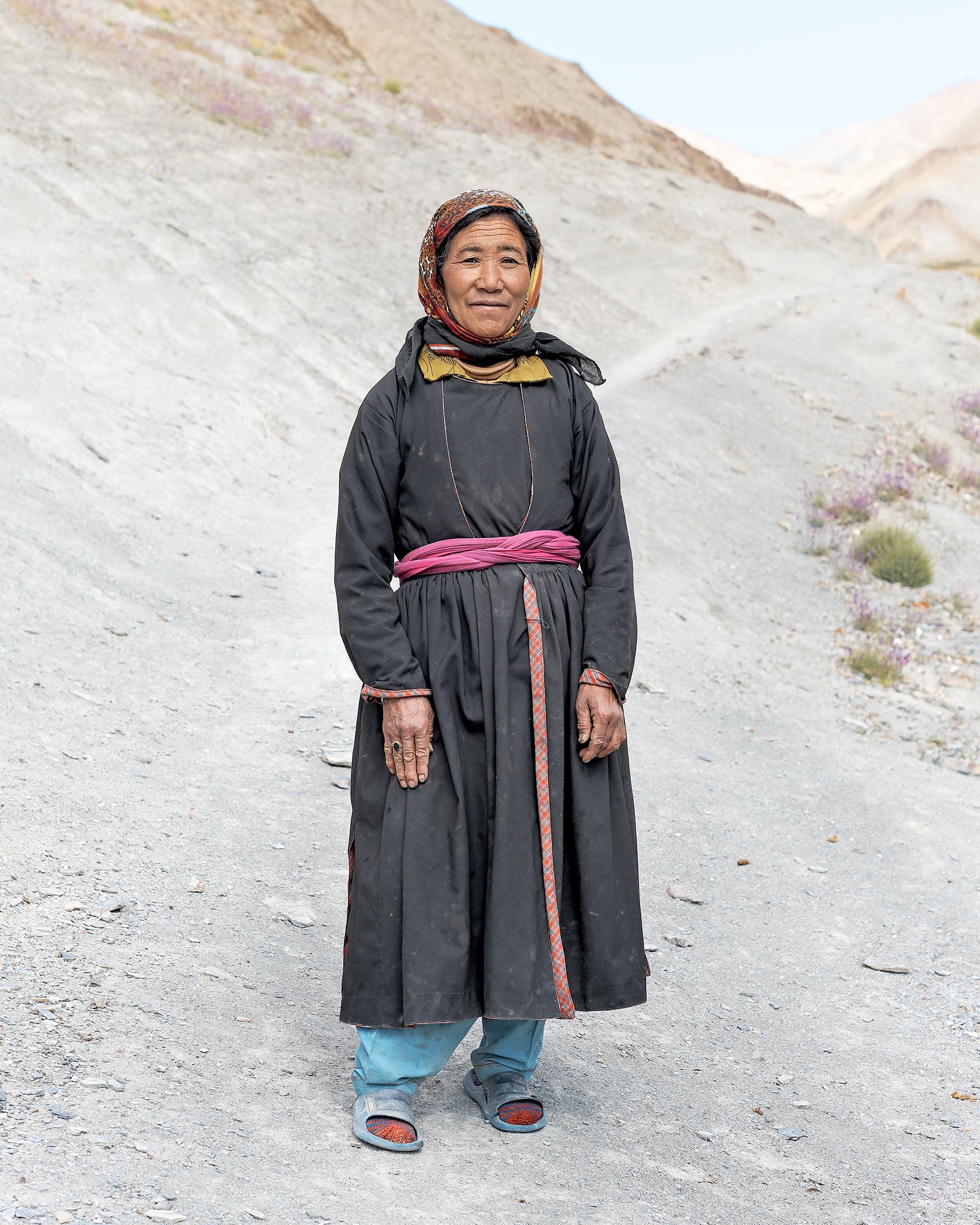 Padma, Zanskar Valley, Ladakh, 2017