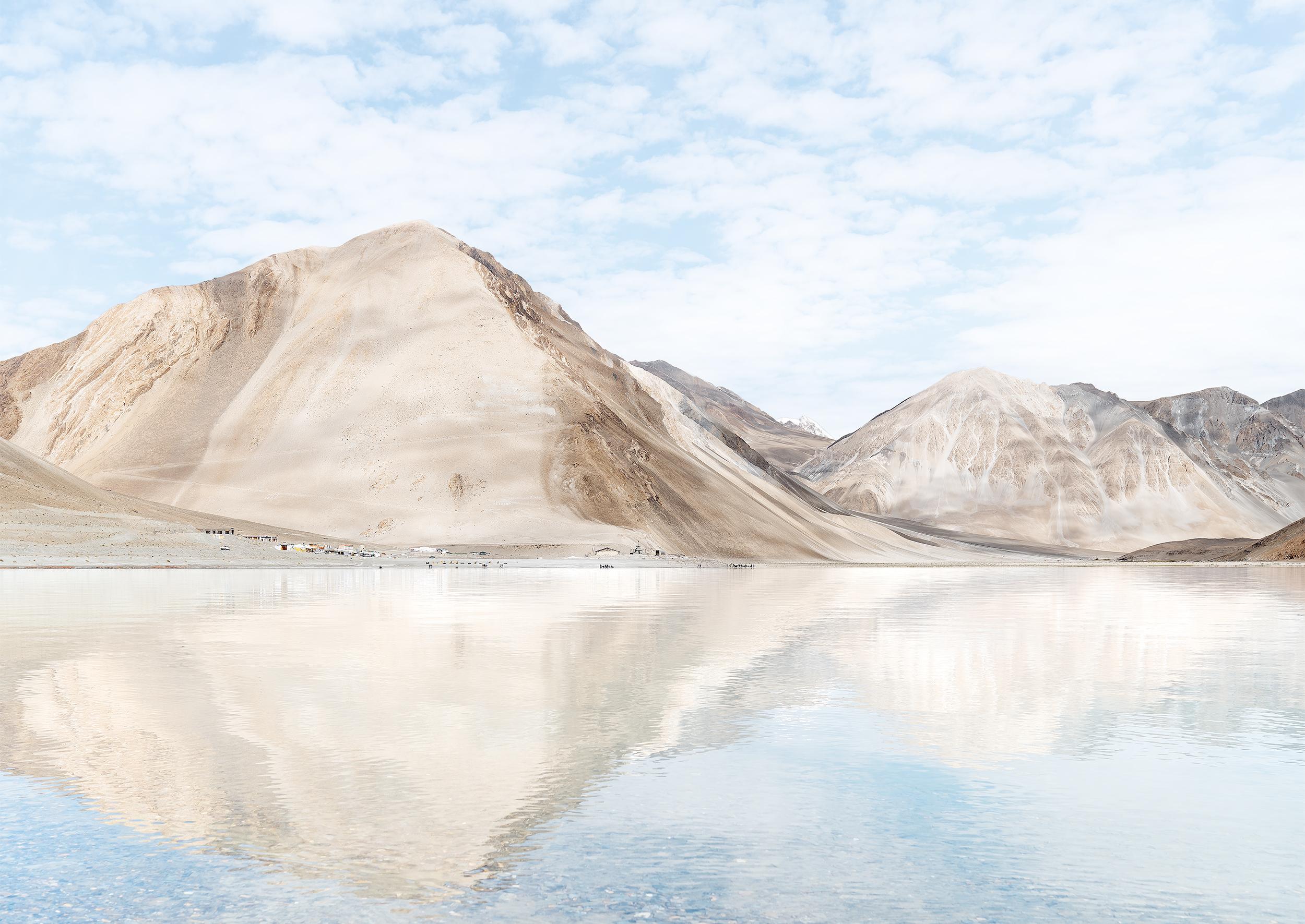 Untitled, Pangong Tso, Ladakh, 2017