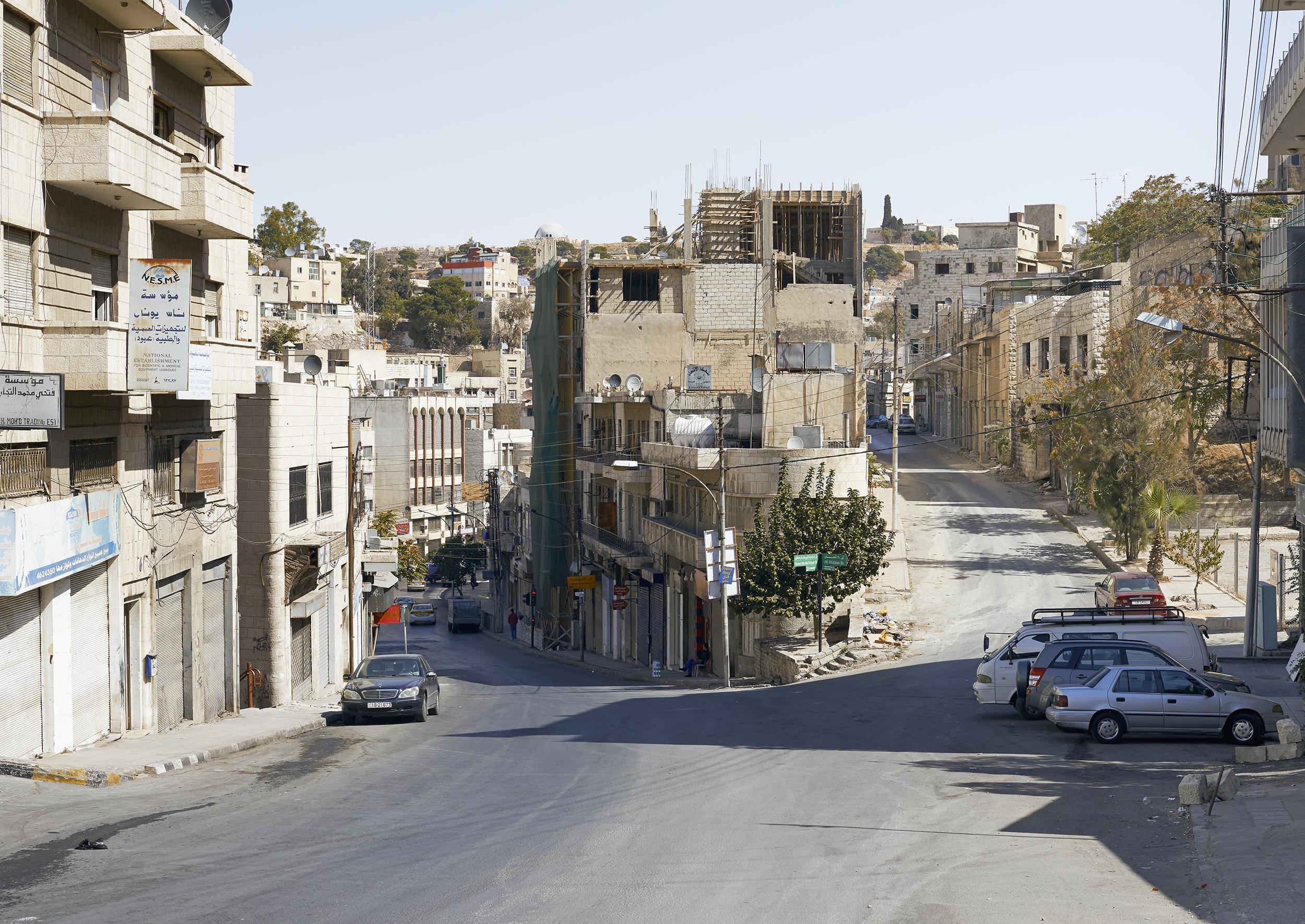 Downtown, Amman, 2013