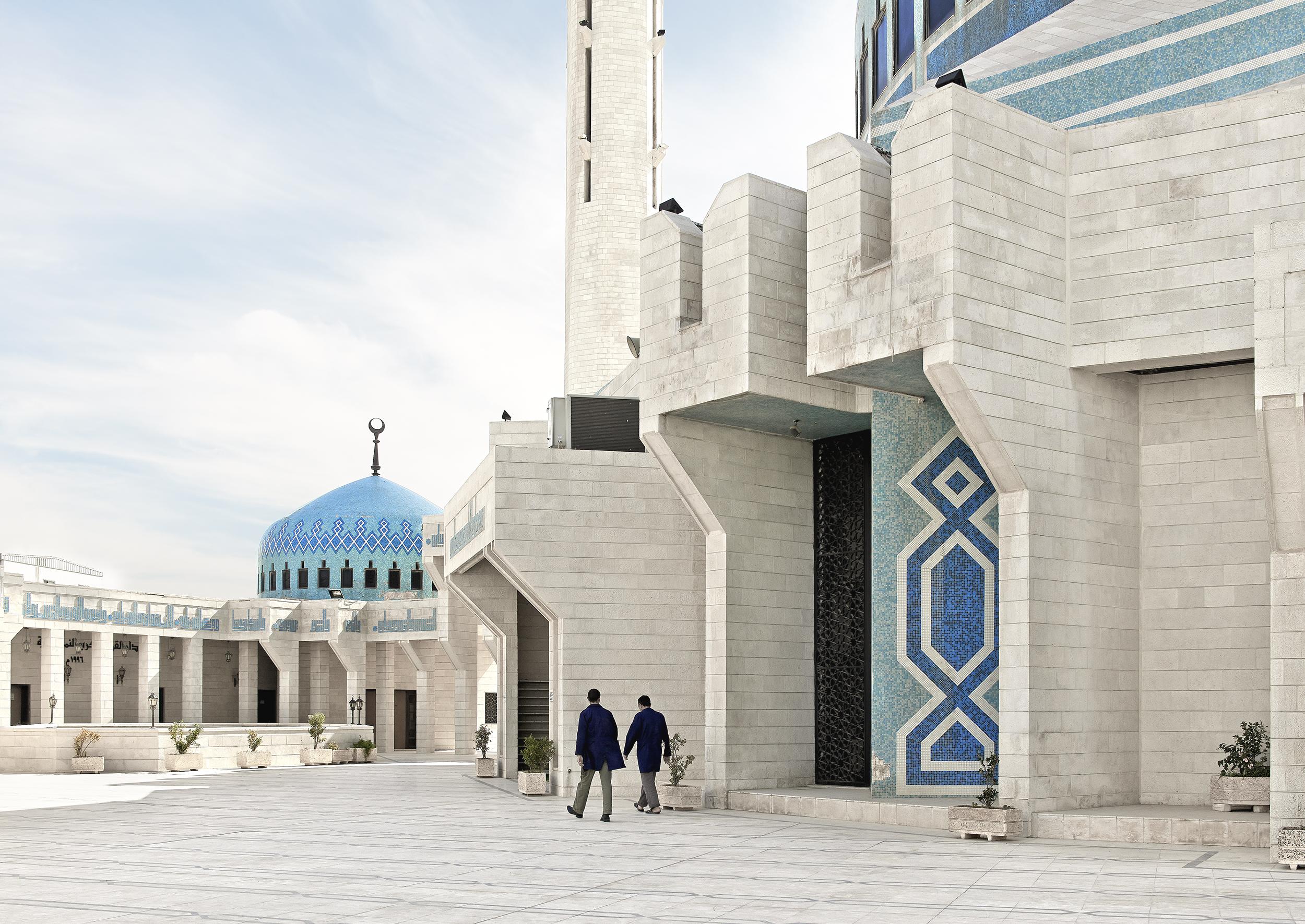 King Abdullah I Mosque, Amman, 2014