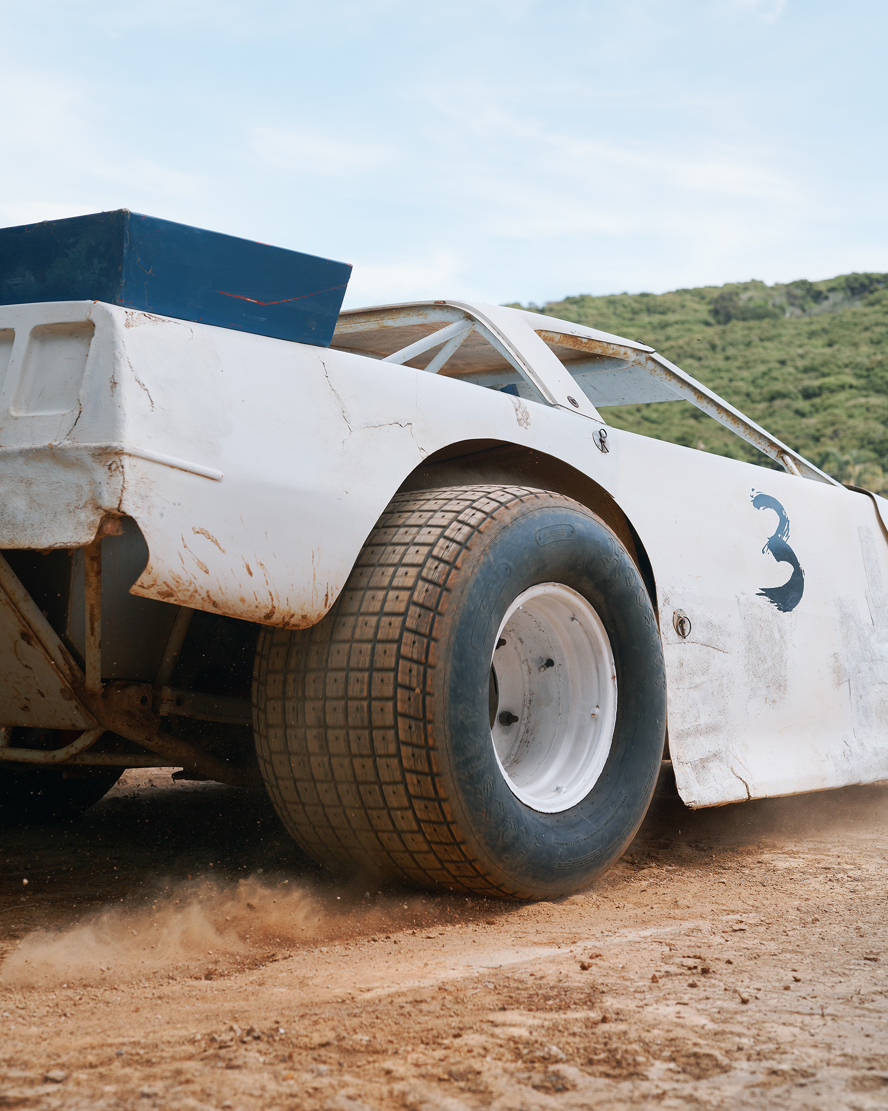 Dirt Track Club - Waiheke Island, New Zealand, 2018-19 (series of 20 images)