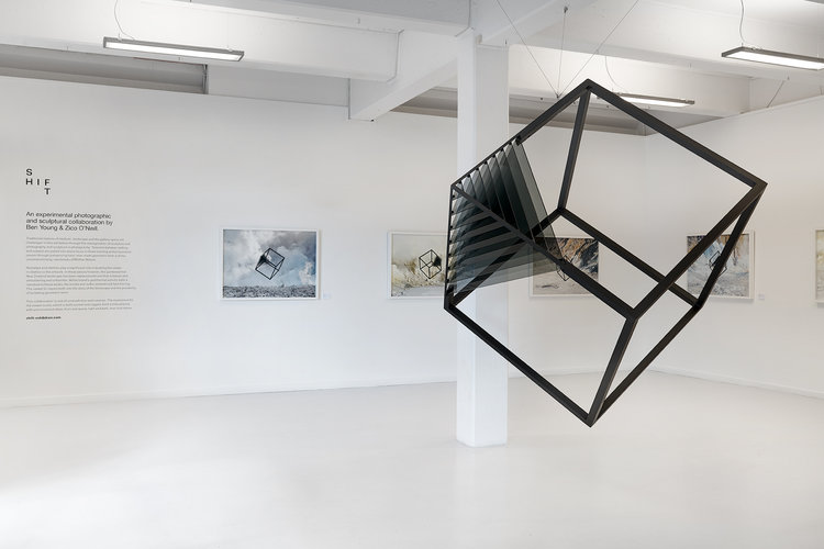 Exhibition view, Allpress Gallery, Auckland, 2018