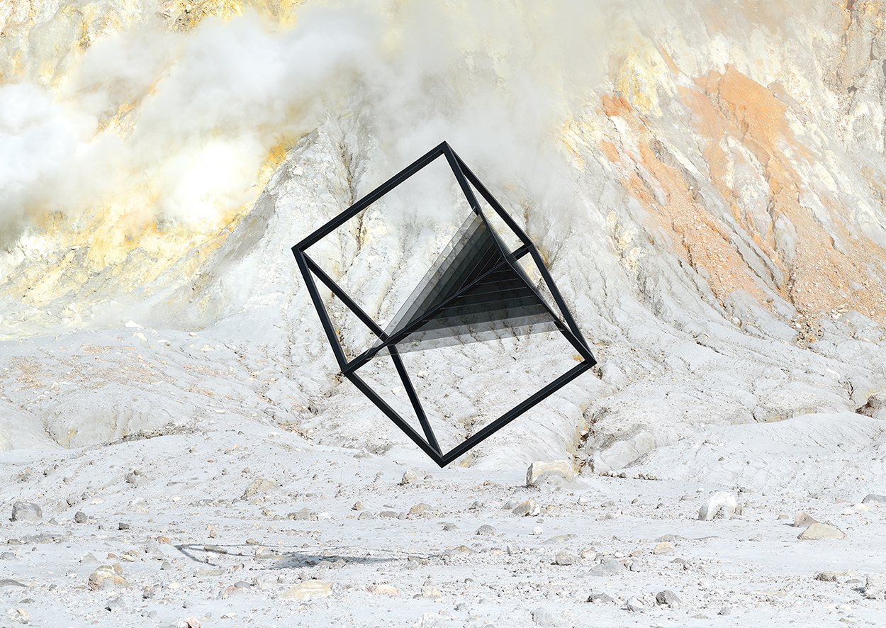 'Erosion'  2018 White Island, New Zealand