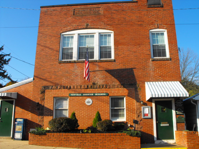 Newville Borough Office