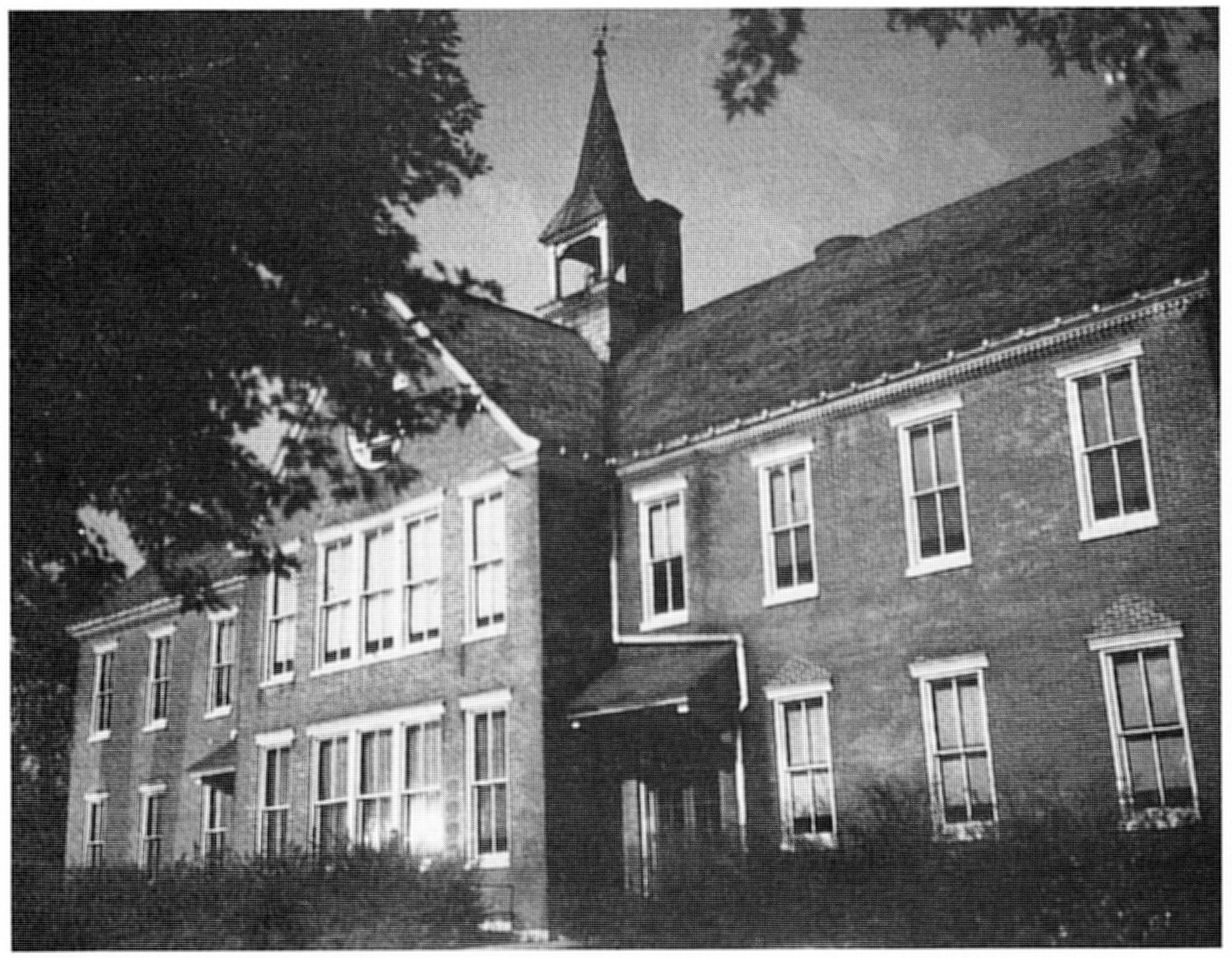 Big Spring High School, 1935