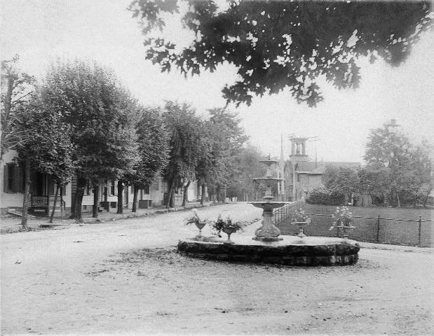 Fountain, 1906