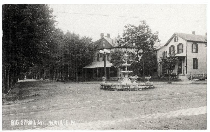 Fountain, 1920