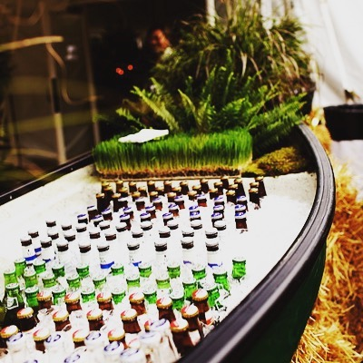 CHEERS to beer canoes and the summer's last few Sundays!