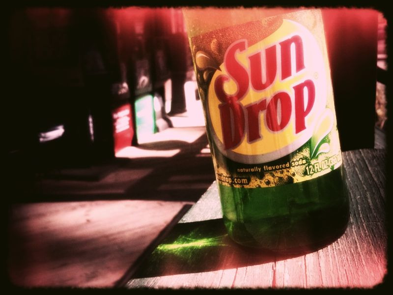 Sun Drop, the official drink of North Carolina.