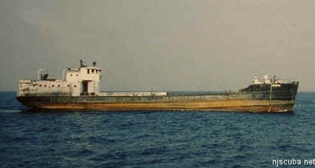 Sam Berman - Type: TankerBuilt: 1947, Brooklyn NY USA as Philip LemlerSpecs: (160 x 30 ft) 478 tonsSunk: Thursday September 10, 1987Depth: 125 ft