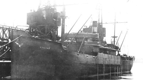 Lillian - Type: Freighter, USABuilt: 1920, Wilmington DE USA, as MaddequetSpecs: (327 x 46 ft) 3482 gross tons, 32 crewSunk: Sunday February 26, 1939 collision with freighter Wiegand ( 6568 tons) - no casualtiesDepth: 150 ft