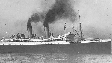 Northern Pacific - Type: Liner, USABuilt: 1915, Philadelphia PA USASpecs: ( 509 x 63 ft ) 8256 gross tons, 28 crewSunk: Wednesday February 8, 1922 burned - 4 casualtiesDepth: 140 ft