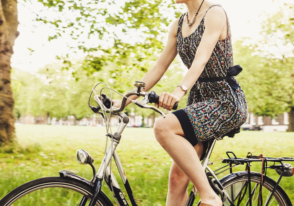 The cost savings of biking over driving are a no-brainer.