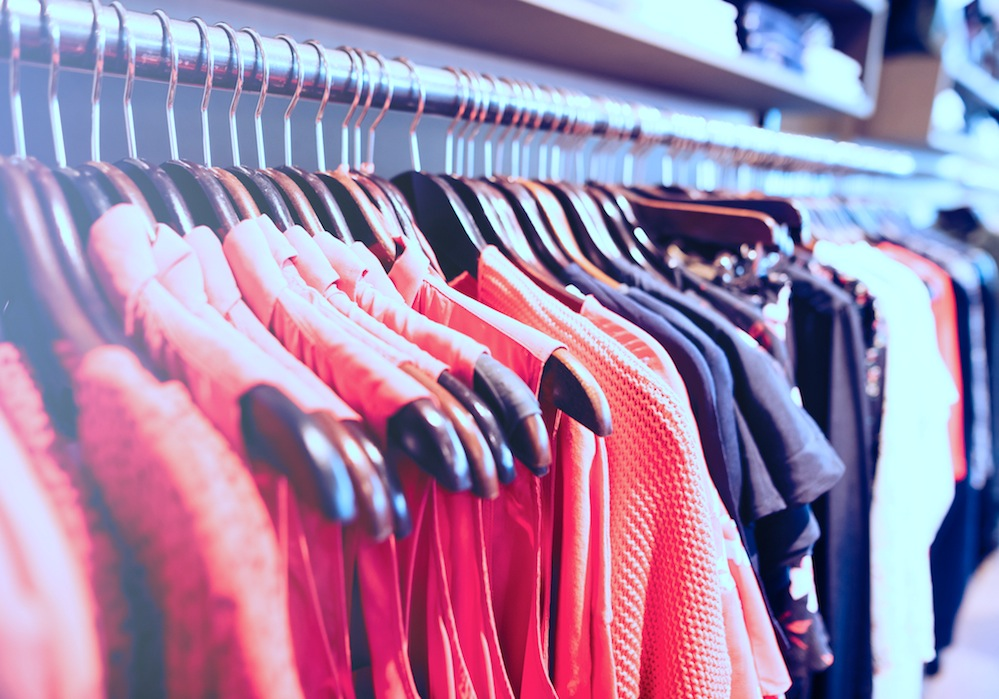 Saying no to fast fashion will save you a pretty penny.