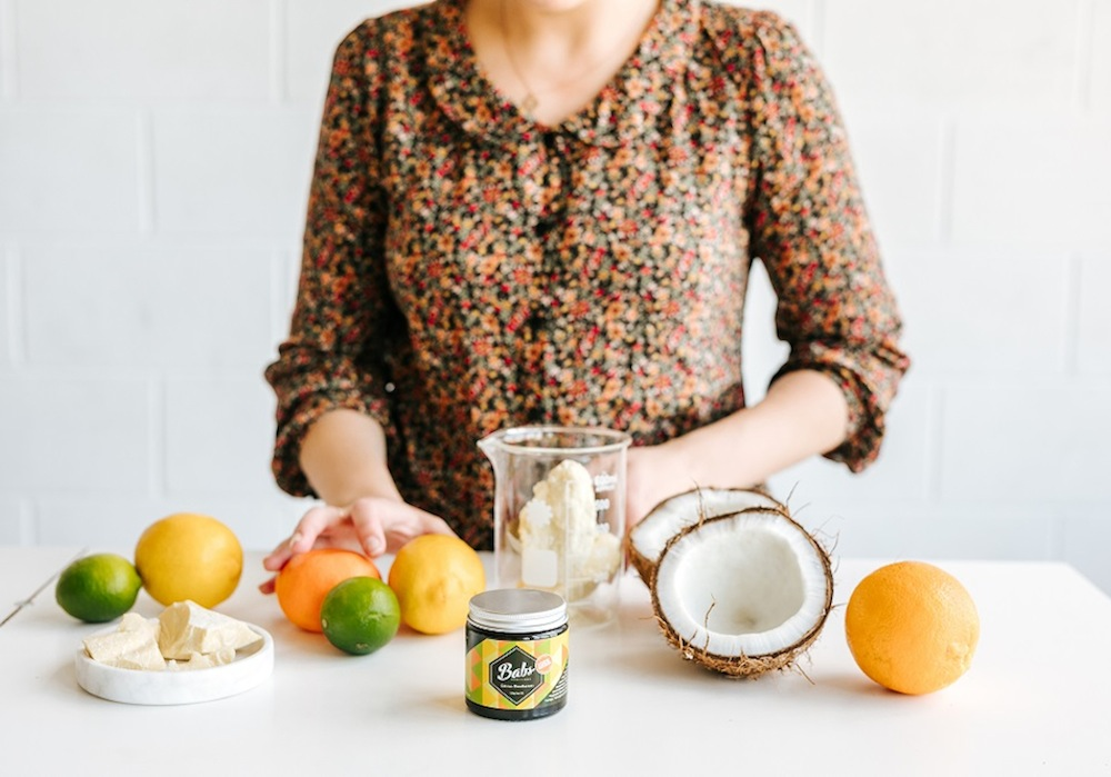 Babs' products are free from nasties such as phthalates, palm oil and synthetic preservatives