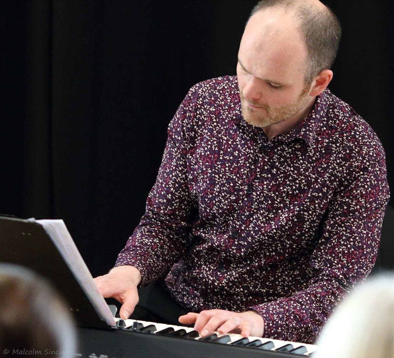 Paul Edis - pianist/composer
