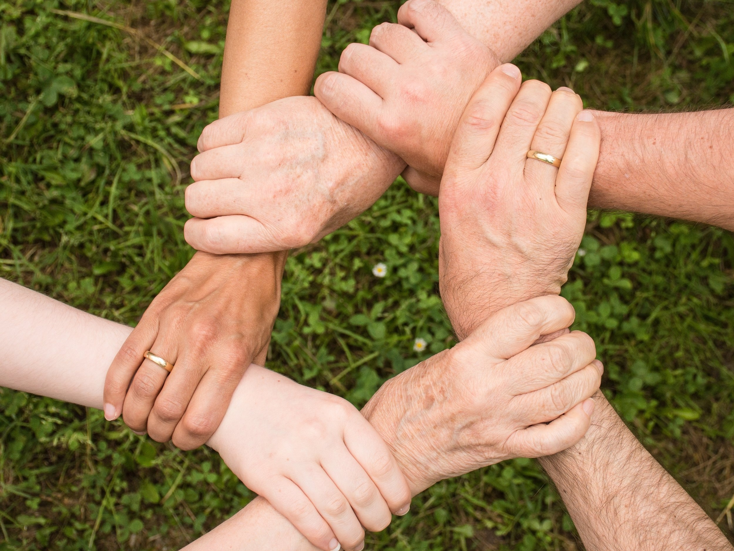 PARTNERSHIPS - Our partnerships enable us to tap into various different resources so that we can tailor our support towards the specific requirements of everyone we help.