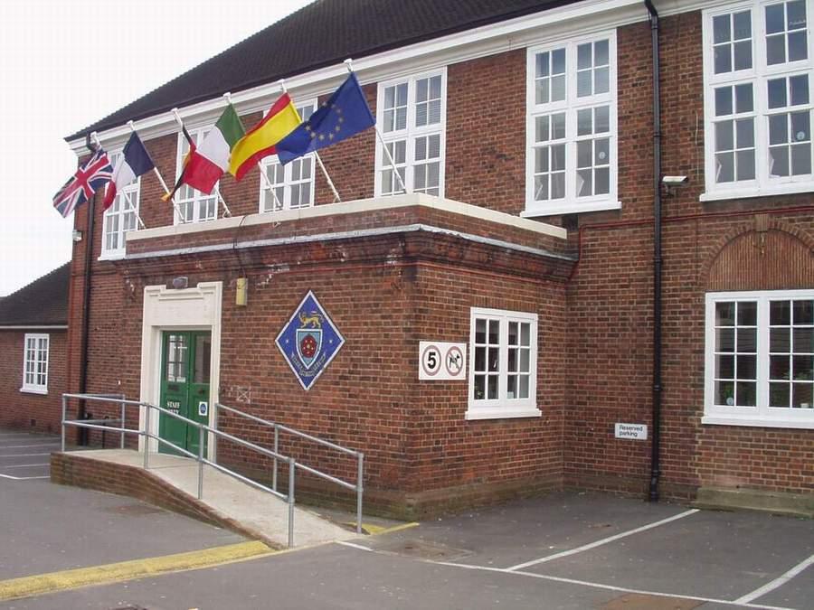 School Building Part 2