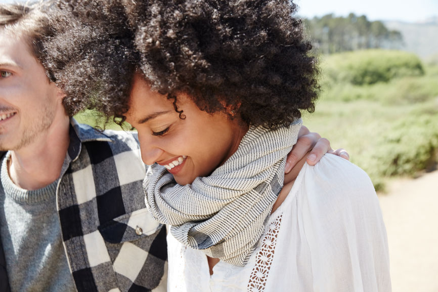 Integrative Medicine, Richmond, VA, an image of two friends walking and smiling together.jpg