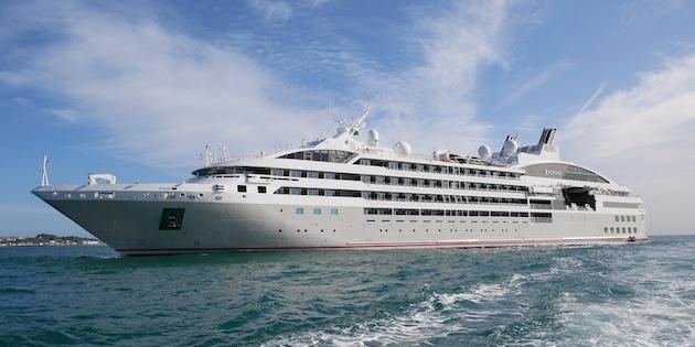Le Soléal | Tauck Small Ship Cruising | CruiseReport