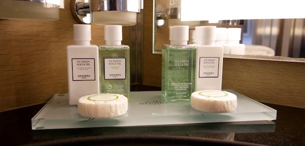 Bathroom Amenities | Tauck Small Ship Cruising | CruiseReport