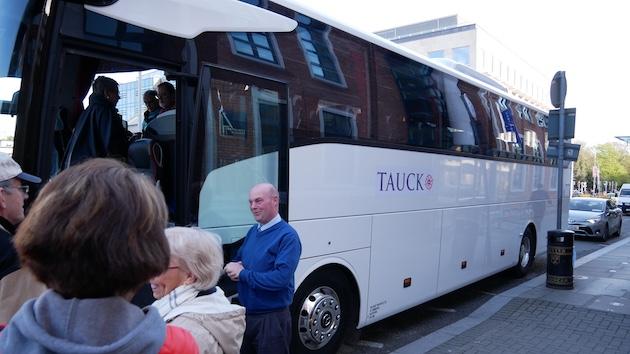 Tauck Motorcoach | Tauck Small Ship Cruising | CruiseReport