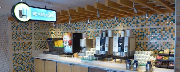 lido marketplace buffet | Carnival Vista | CruiseReport