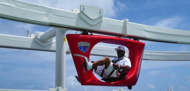SkyRide | Carnival Vista | CruiseReport