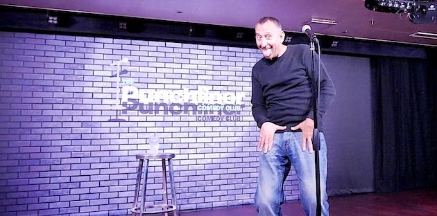 Punchliner Comedy Club | Carnival Vista | CruiseReport