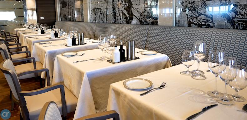 La Terrazza Restaurant On Silversea Silver Muse