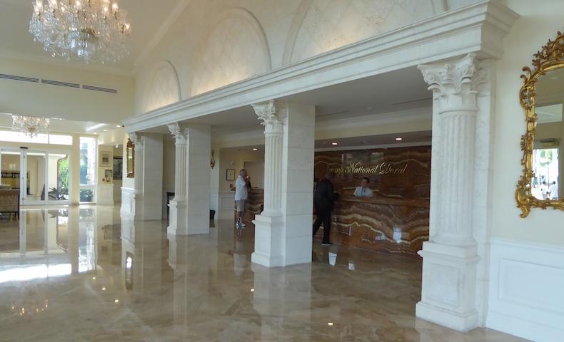 Main Lobby | Trump National Doral - Miami | CruiseReport