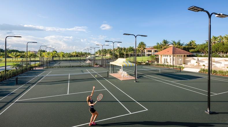 Trump Tennis | Trump National Doral - Miami | CruiseReport