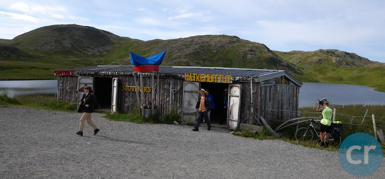 Sami outpost and cultural center