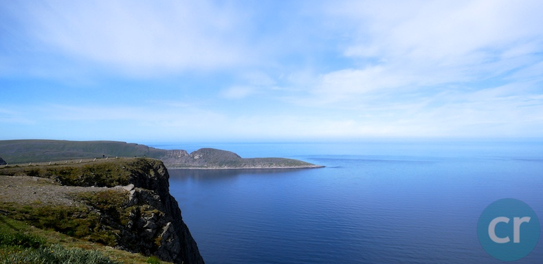 View from North Cape