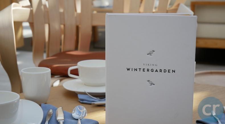 Afternoon Tea at Wintergarden