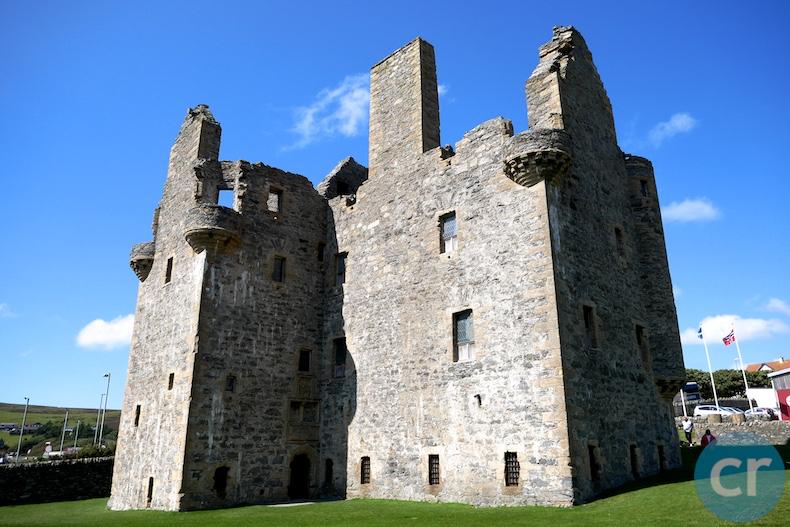 Skalloway Castle
