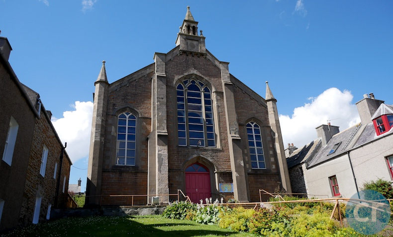 Stromness and Graemsay Parish Church