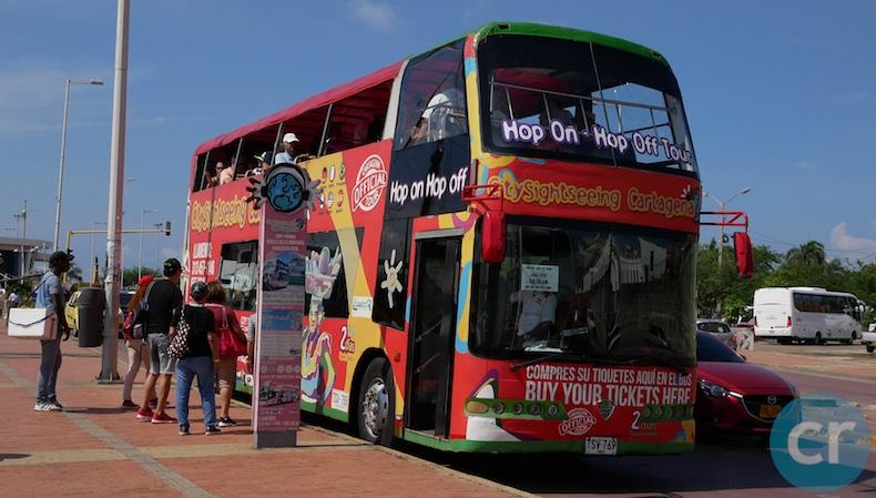 Hop-On/Hop-Off Bus