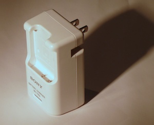 Portable camera battery charger | CruiseReport