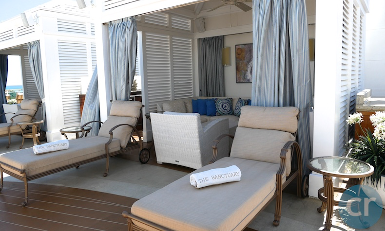 Sanctuary Cabana