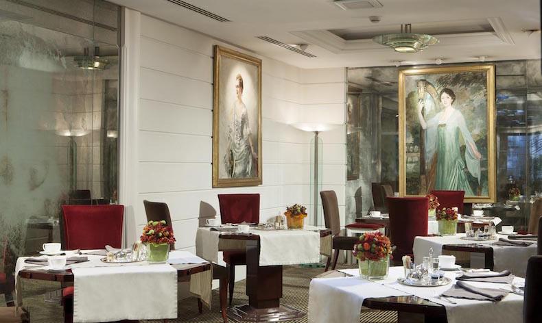 Sapori del Lord Byron restaurant