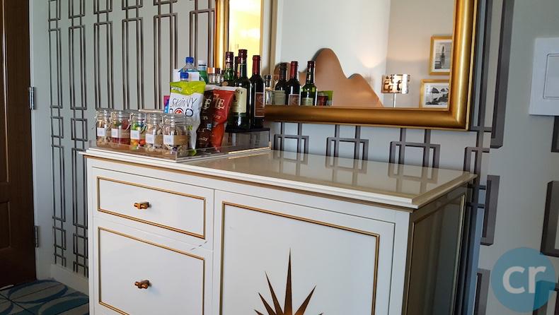Mini Bar | Shelborne Hotel - South Beach | CruiseReport