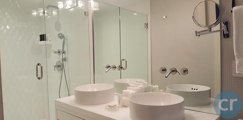 Bathroom | Shelborne Hotel - South Beach | CruiseReport