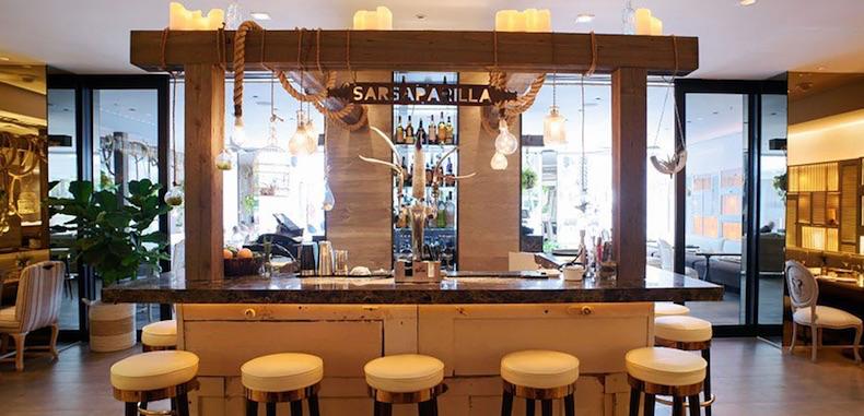 Sarsaparilla Bar | Shelborne Hotel - South Beach | CruiseReport
