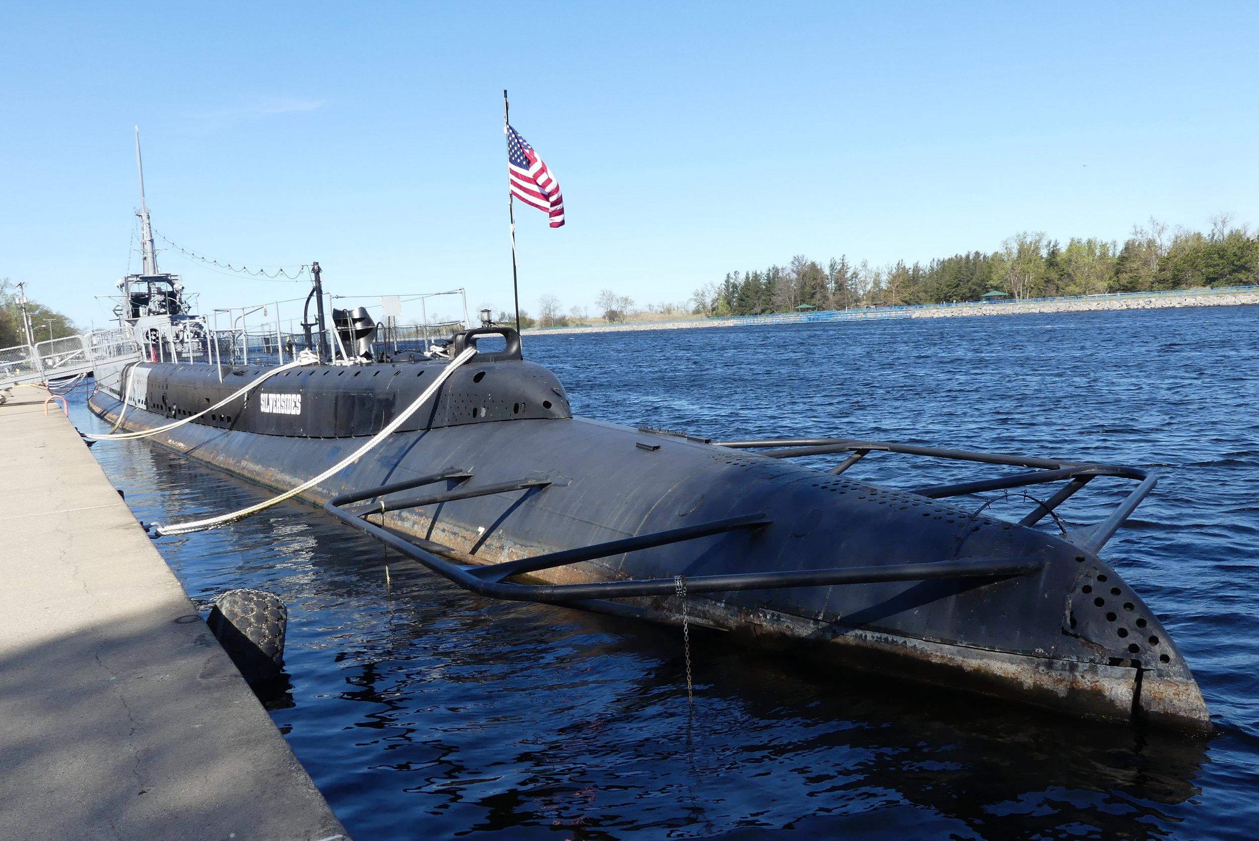 USS Silversides