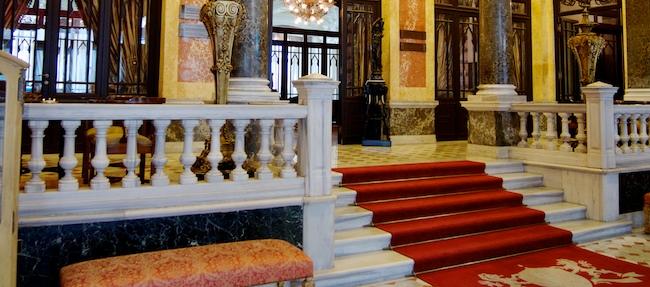 Pera Palace Hotel, Jumeirah, Istanbul | CruiseReport