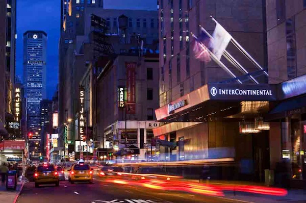 Intercontinental Hotel New York Times Square | CruiseReport