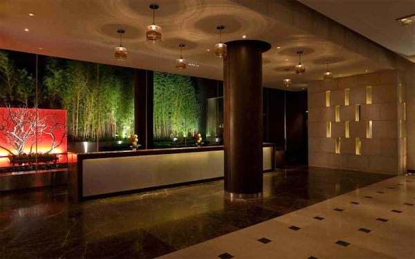 Lobby | Intercontinental Hotel New York Times Square | CruiseReport